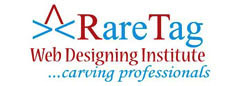 web designing institute in meerut logo